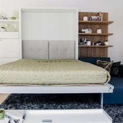 Best 55 Best Murphy Beds Images On Pinterest 3 4 Beds Wall 640 x 480