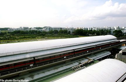 Malaysia-Singapore rapid transit system gets green light