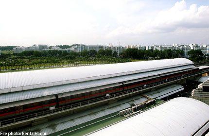 Malaysia-Singapore rapid transit system gets green light
