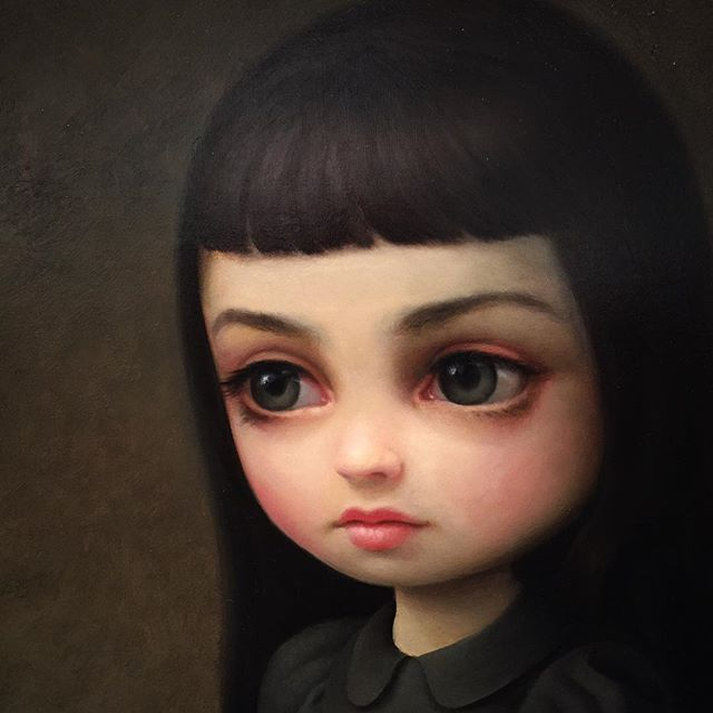 "Detail of ""Euglena"" by Mark Ryden { @markryden } - part of ..."