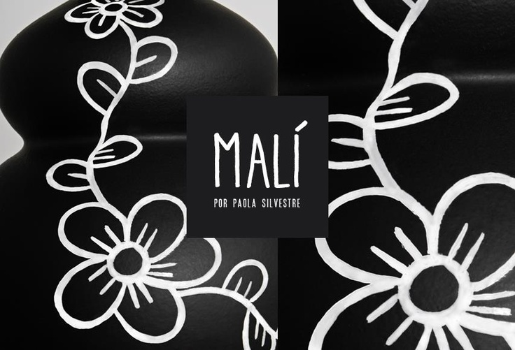 """From personal need for the rescue of local crafts born"" Malí """