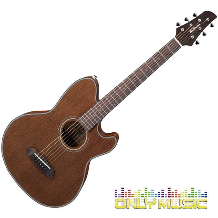 Guitarra Electroacústica Ibanez Talman Color Natural