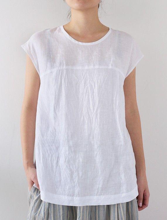 [Envelope Online Shop] Korinna White Lisette New