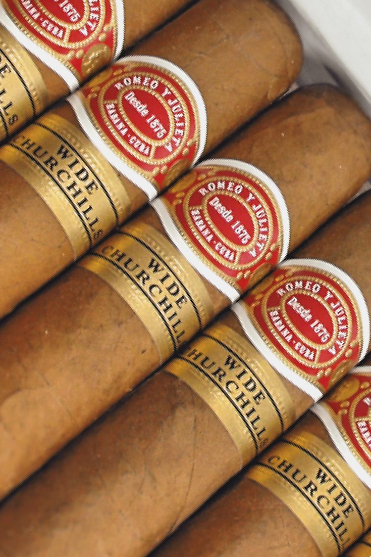 Shakespeare's tale of tragic love inspired the name of one of the most famous cigar brands in the entire World: Romeo y Julieta.