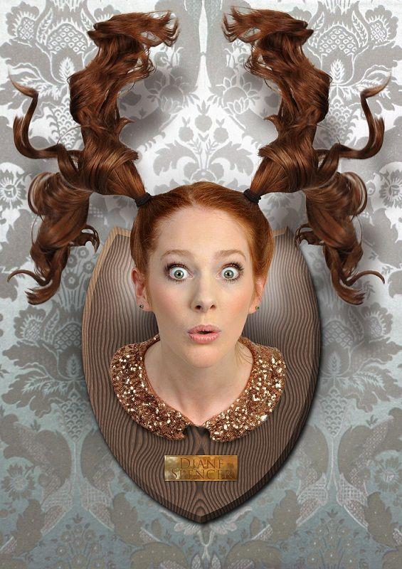 Ginger Comedy - Diane Spencer