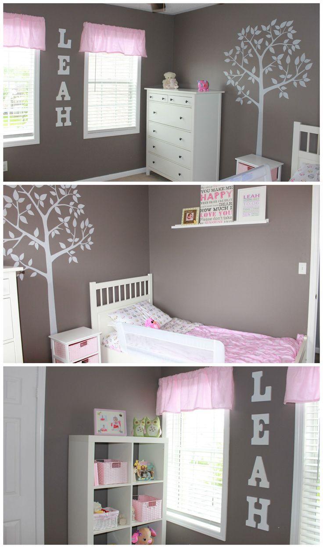 103 best toddler bedroom ideas images on pinterest girls bedroom simple but sophisticated toddler bedroom on a budget