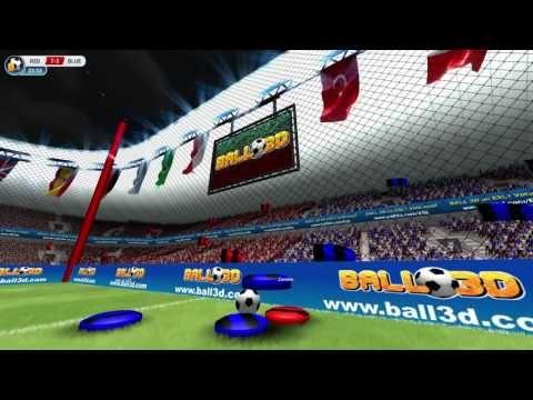 Ball 3D Soccer Online FIRST KICK #2 - Ball 3D Soccer Online is a Free-to-play Sport, Soccer Multiplayer Online Game