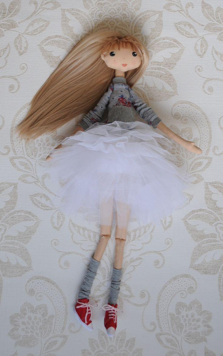 Ballerina doll @pokotilotoys #pokotilotoys
