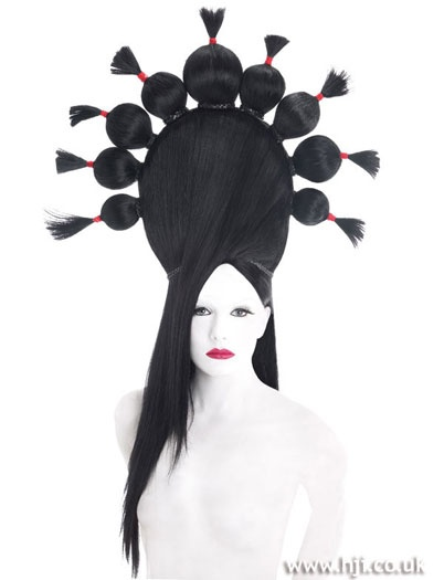 Photo of 2006 avant garde hairstyle