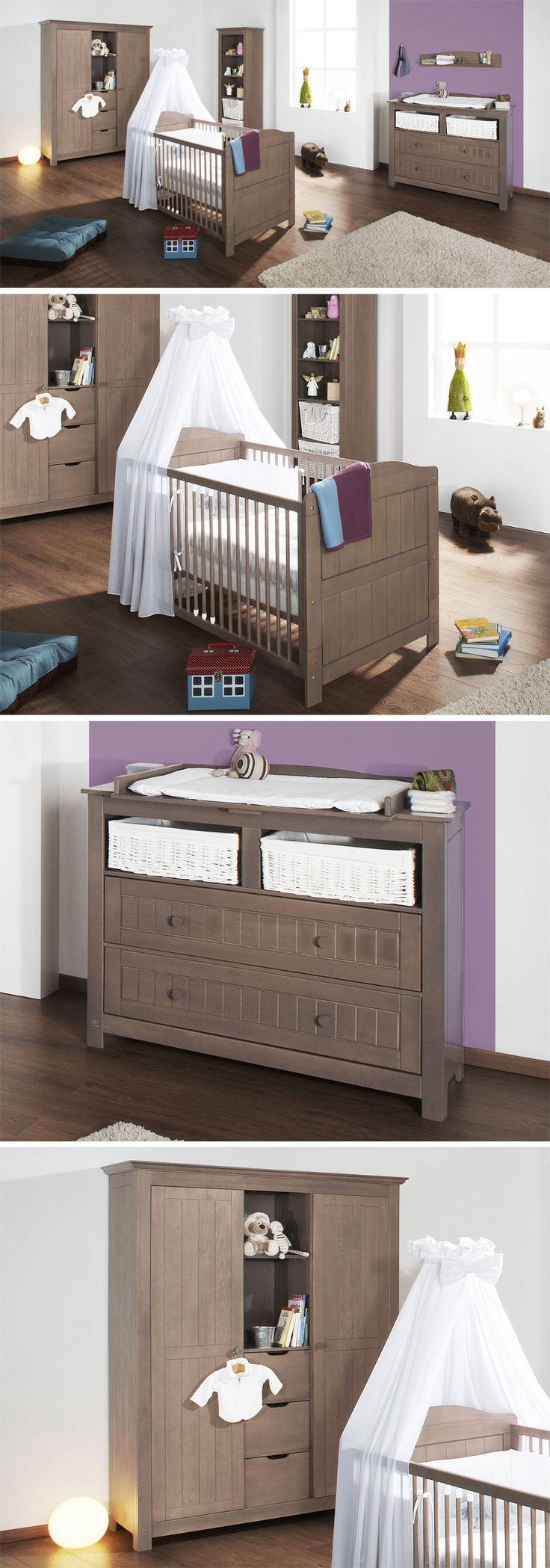 Awesome Qualit ts Babyzimmer Jelka Betten de babyzimmer babybett wickelkommode