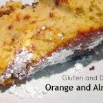 Gluten, Grain & Dairy Free Orange & Almond Cake | SWEET| Raw/ Vegan ...