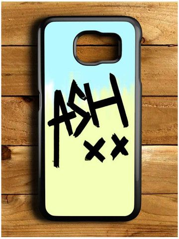 5sos Ashton Irwin Signature Color Samsung Galaxy S6 Case