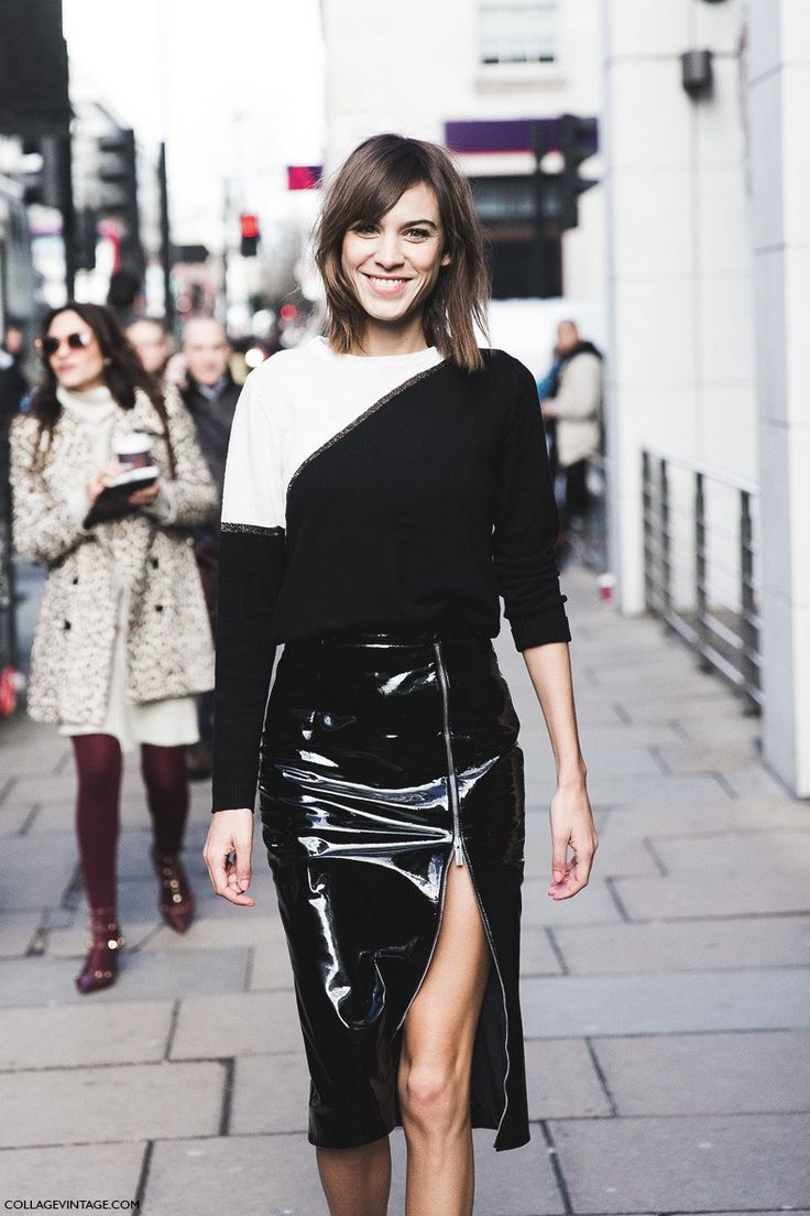 nice SAY CHEESE: ALEXA CHUNG (Collage Vintage) by http://www.globalfashionista.xyz/london-fashion-weeks/say-cheese-alexa-chung-collage-vintage/