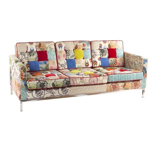 patchwork sofa ile ilgili pinterest 39 teki en iyi 25 39 den. Black Bedroom Furniture Sets. Home Design Ideas