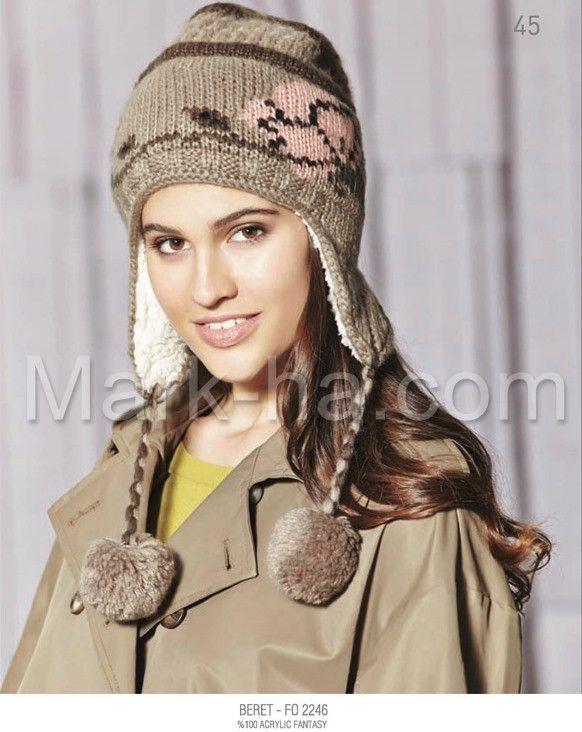 Fonem FO 2246 Akasya Bayan Bere | Mark-ha.com #atkı #bere #markhacom
