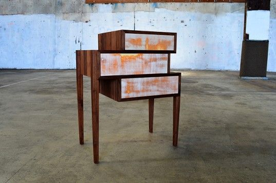 rePly Turns Plywood Scraps Into Unique Modern Furniture …