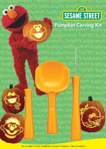 Paper Magic Group Pumpkin Carving Kit, Sesame Street >>> Special  product just for you. See it now! : Cutlery Knife Accessories