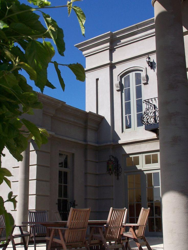 Court_Chateau D'Artigney in Victoria_MKD project.