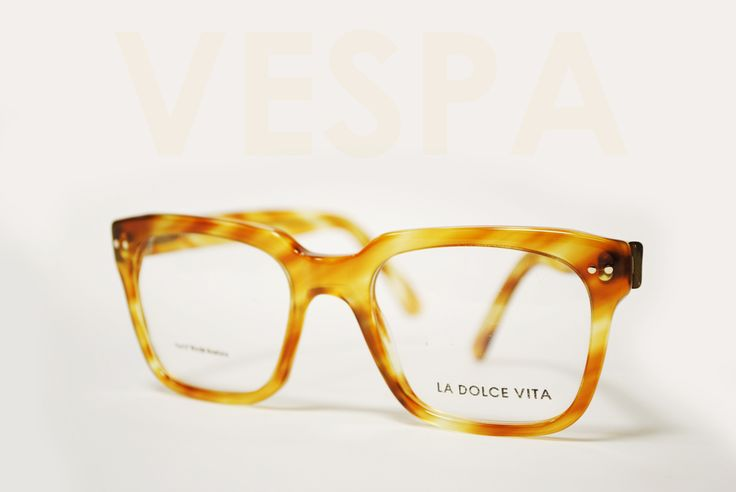 Mod. VESPA © 100% made in Italy. Designed and manufactured by La Dolce Vita Srl. #LaDolceVita #Mazzucchelli #Eyewear