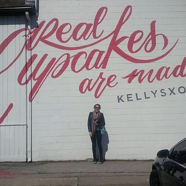 Vegan Travel and Backpacking Blog   Uprooting Our Lives   Kelly's Bake Shoppe: Burlington, ON