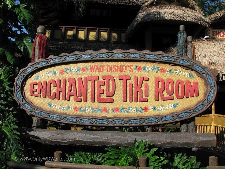 Disney's Enchanted Tiki Room DisneyWorld HD FULL ATTRACTION (Pandavision)