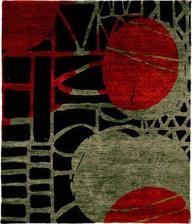 World Rugs   Tibetan Rugs 1   Mintaro B Hand Knotted Tibetan Rug