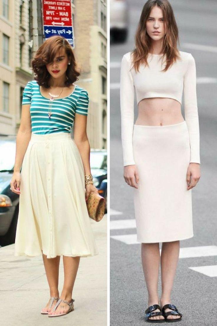 Midi Skirts For Fall (7)