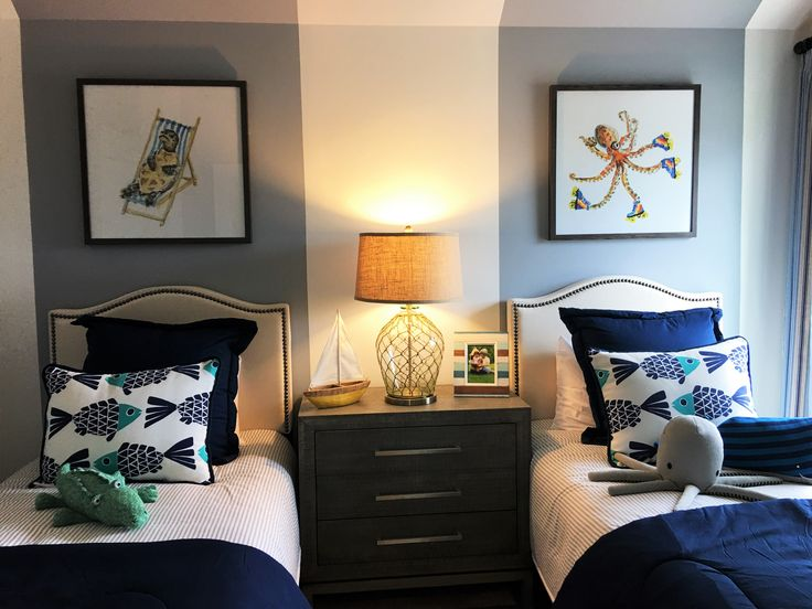We are excited to share our latest Single Family division's installation for David Weekley Homes', Brunswick Forest, located in Wilmington, North Carolina. This model home will be featured in the 30th Annual Parade of Homes, hosted by the Wilmington Cape-Fear Home Builder's Association! This adorable kid's room is sure to be a show stopper!  http://www.davidweekleyhomes.com/new-homes/nc/wilmington/leland/brunswick-forest