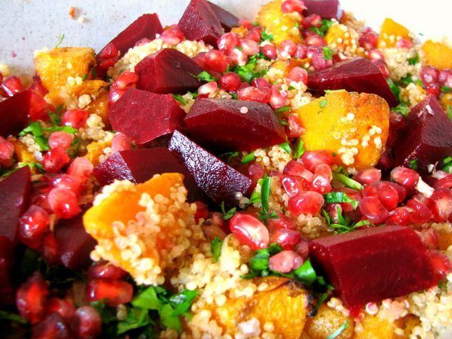 receta-ensalada-templada-de-calabaza-remolacha-quinoa