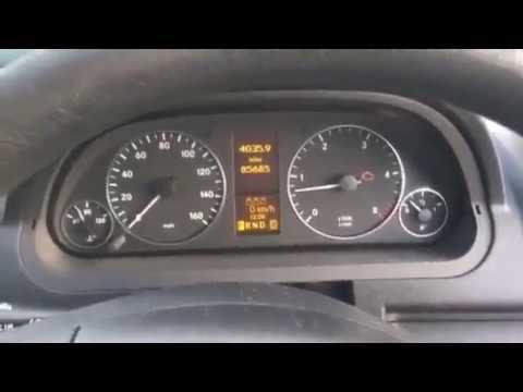 Mercedes-Benz 169 купить бу запчасти