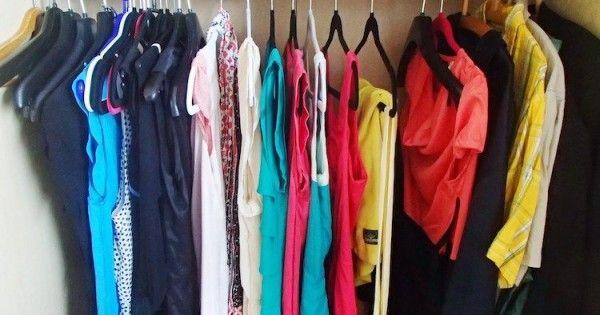 Ohne Reue – So mistest du regelmäßig deinen Kleiderschrank aus!