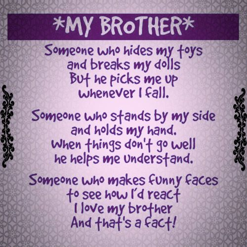 I Love My Little Brother Quotes Daily Inspiration Quotes