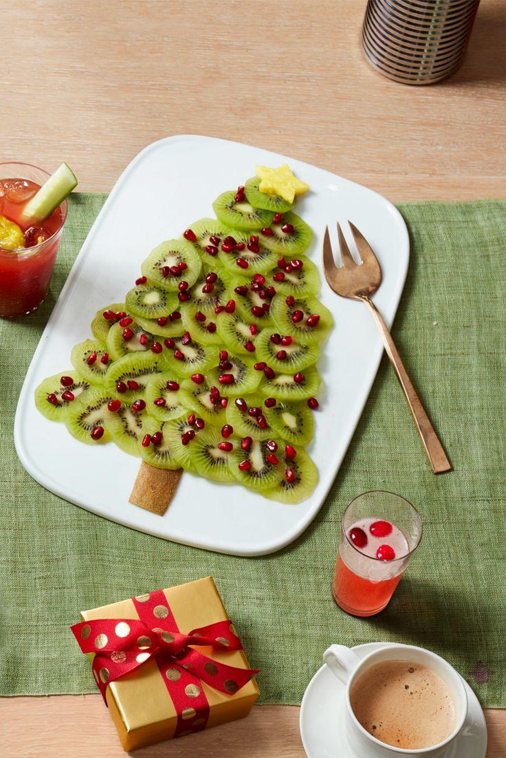 Kiwi Christmas Tree