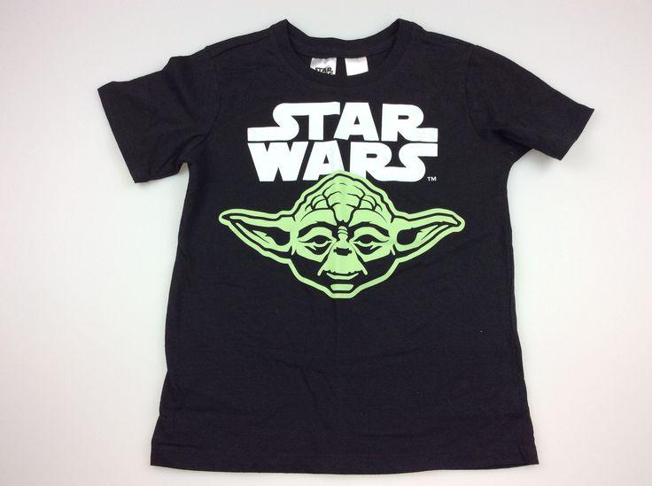 STAR WARS t-shirt, EUC, size 6, $6 at daisychainclothing.com.au #kidsfashion #boysfashion #StarWars