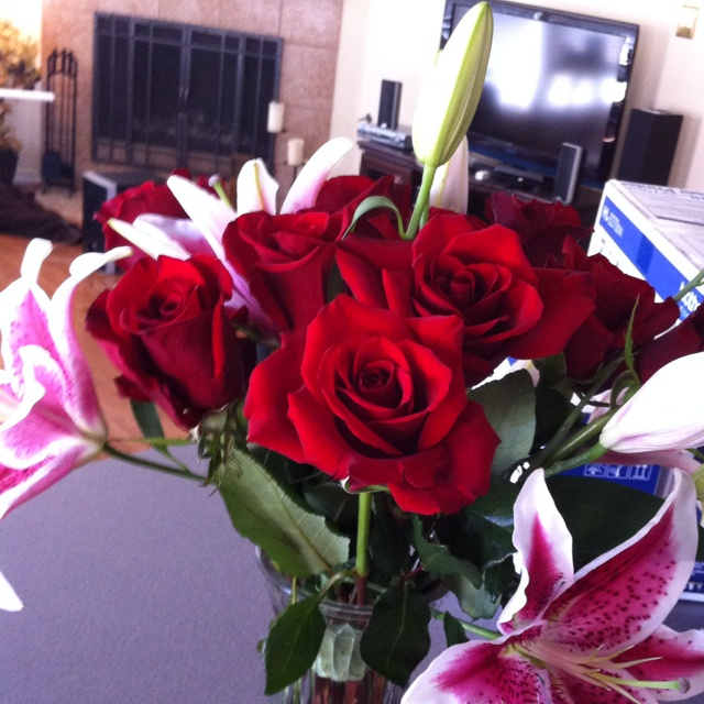 flowers for a man on valentine's day