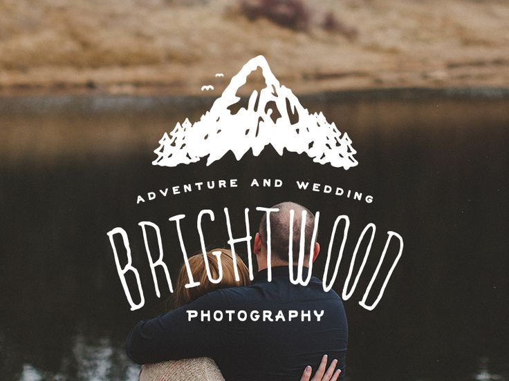 BrightWood Mountain Logo by James Graves