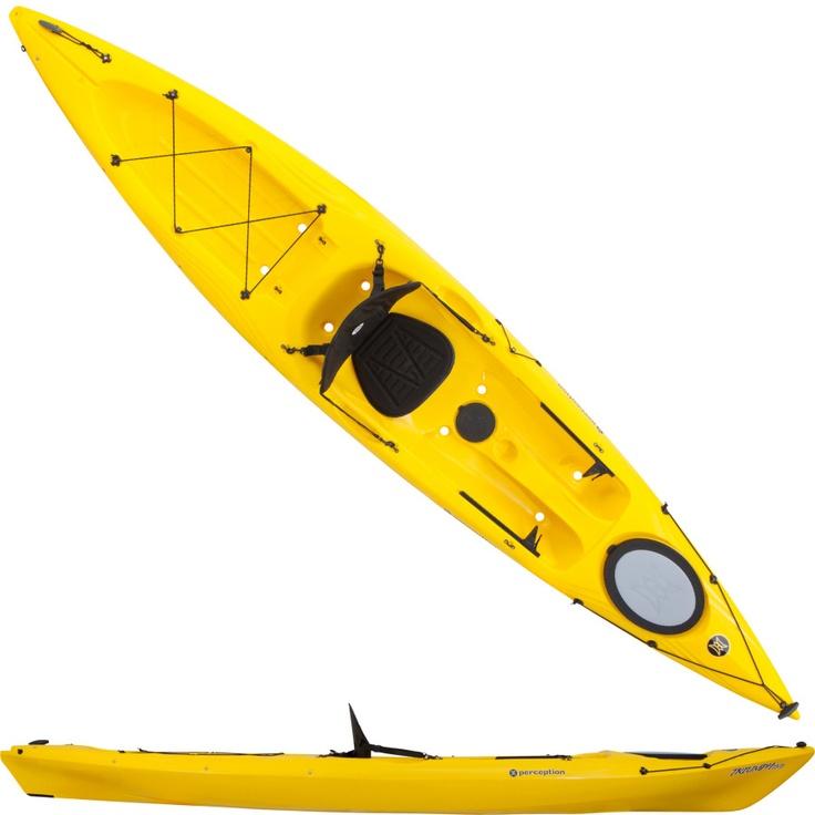 Perception Triumph 13.0 Sit On Top Kayak 699