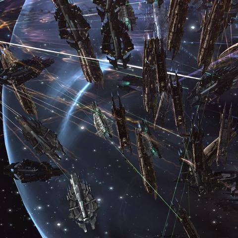 One pilot's misstep sparked a giant, multi-faction battle in the space MMO 'EVE Online.'