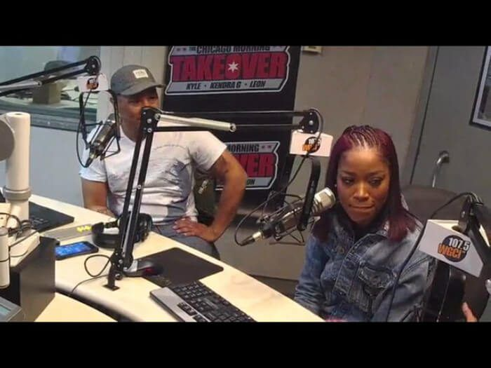 Keke Palmer Calls Trey Songz A 'Lying Bitch' + Says They're Not Friends Anymore