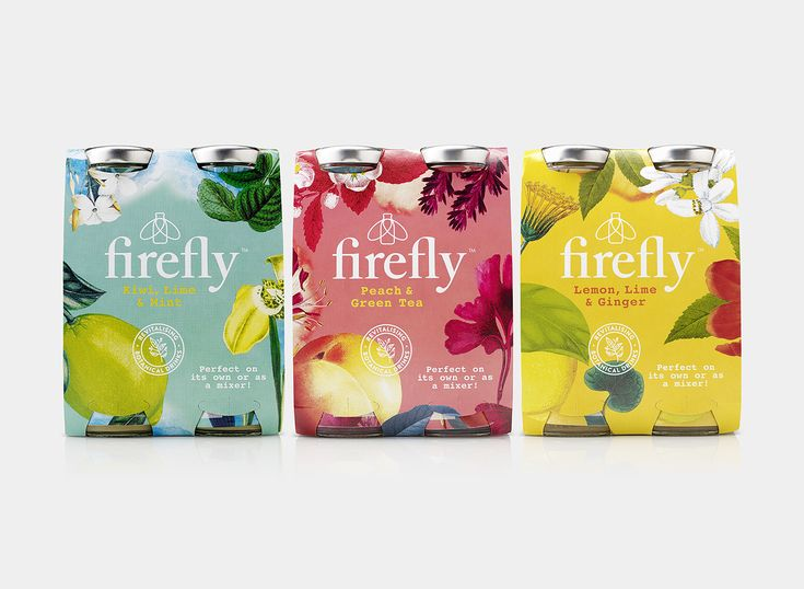 Firefly on Packaging of the World - Creative Package Design Gallery