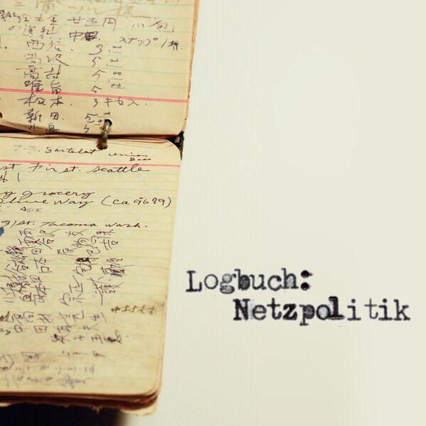 Logbuch:Netzpolitik ist ein in der Regel wöchentlich erscheinender Podcast, der im Dialog zwischen Linus Neumann und Tim Pritlove die wichtigsten Themen und Ereignisse mit netzpolitischem Bezug aufgreift und diskutiert.