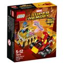 Lego Superheroes Mighty Micros: MiIron Man vs. Thrust Iron Man into battle against evil Thanos!Race Iron Man™s super-fast car towards Thanos with the rear rocket thruster and use the wrench to take his vehicle apart! Defeat Thanos before he uses t http://www.MightGet.com/january-2017-11/lego-superheroes-mighty-micros-miiron-man-vs-.asp