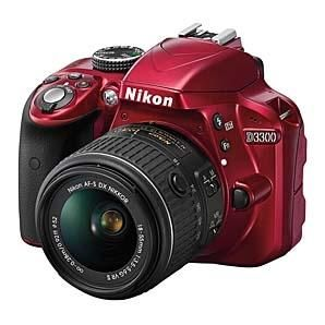 Top digital cameras for 2014: DSLRs: Nikon D3300 Best for Beginners This entry-level camera's sensor captures more detail than many other 24-megapixel models, and it has the ability to shoot at five frames per second – quicker than other starter shooters. Even better: Its lens can be collapsed when it's not in use, making it easier to carry in a non-camera bag. $539.95