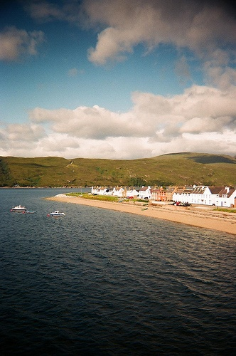 Ullapool - one of my favorite places in Scotland!
