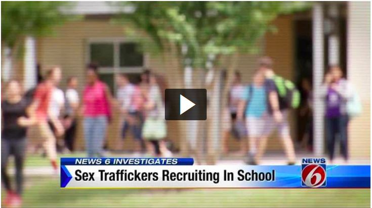 Children are being recruited in Schools by Sex Traffickers *Warning Issued For Parents*