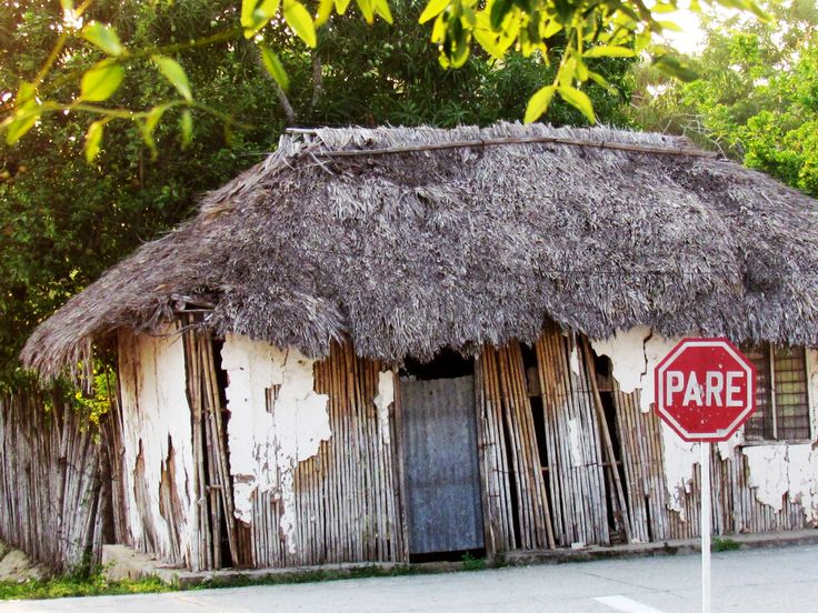 Casa de palma, Morroa Colombia