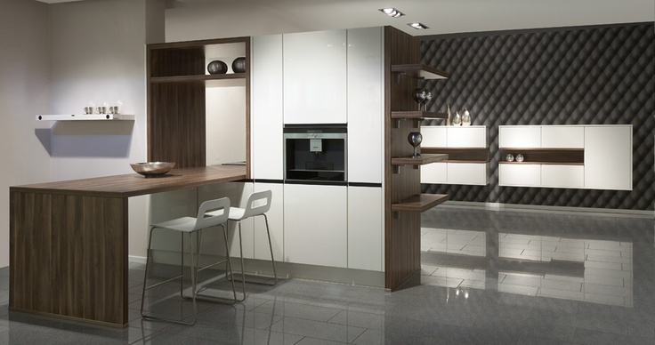 Design Küche von Nobilia Design kitchen by Nobilia