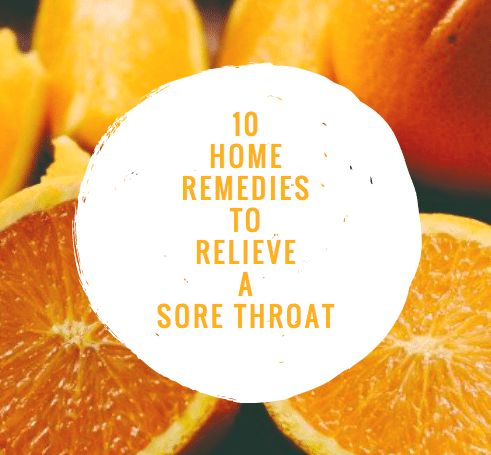 Home Remedies to Relieve a Sore Throat I need them BADLY! I've bee scouring the internet all morning for some home remedies to relieve a sore throat. We have been hit big time in the McClelland household with awful colds this week. I don't think it's the flu (praying it's not!), but whatever it is……