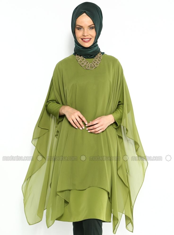 Tunic - Green - Duay