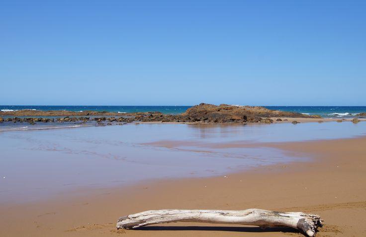 Wreck Rock near Rhuls Beach Qld
